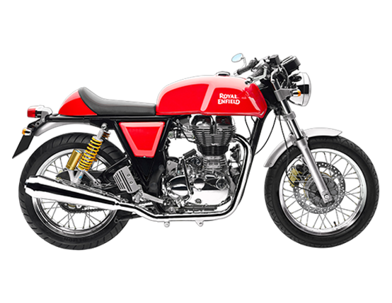 Royal Enfield Continental GT, Continental GT showrooms in Kerala